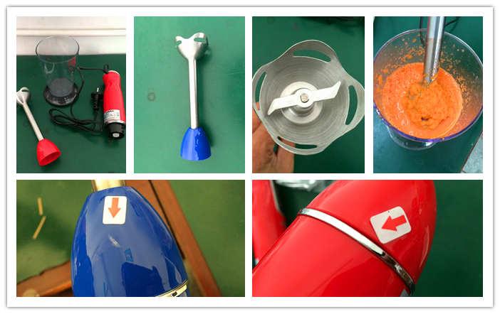 Juicer, Blender product inspection service