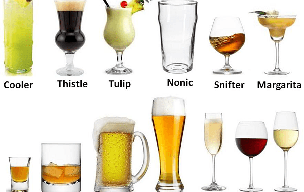 Glassware/Glass products inspection in China
