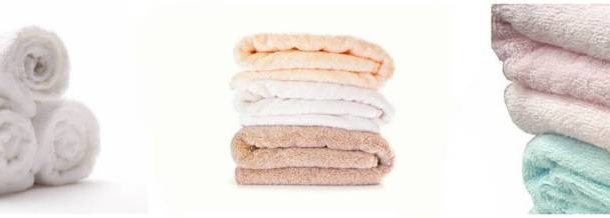 How to identify towel's visible quality defects